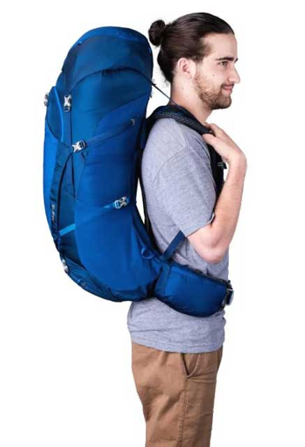 The Gregory Zulu 55 pack had the potential to be my perfect pack, but it wouldn't come close to passing as a carry-on (neither would the Gregory Zulu 40)