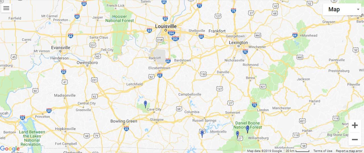 Kentucky - World of Waterfalls on kentucky state, kentucky agriculture map, lexington map, kentucky usa, kentucky road map, kentucky physical map, lake city colorado area map, kentucky on world atlas, tennessee virginia and north carolina map, gray kentucky map, kentucky time zones by city, kentucky landforms, kentucky planting zone map,