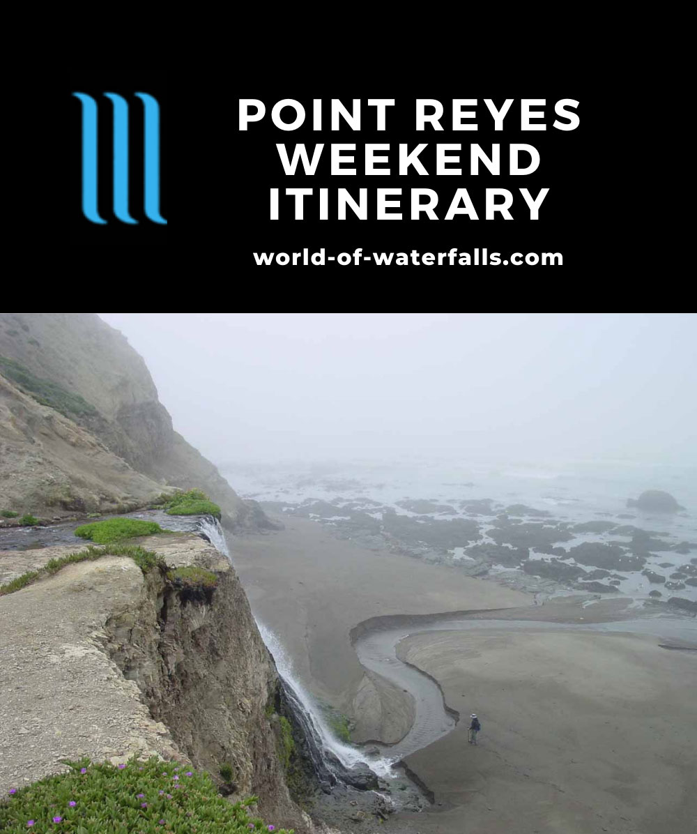 Point Reyes Weekend Itinerary