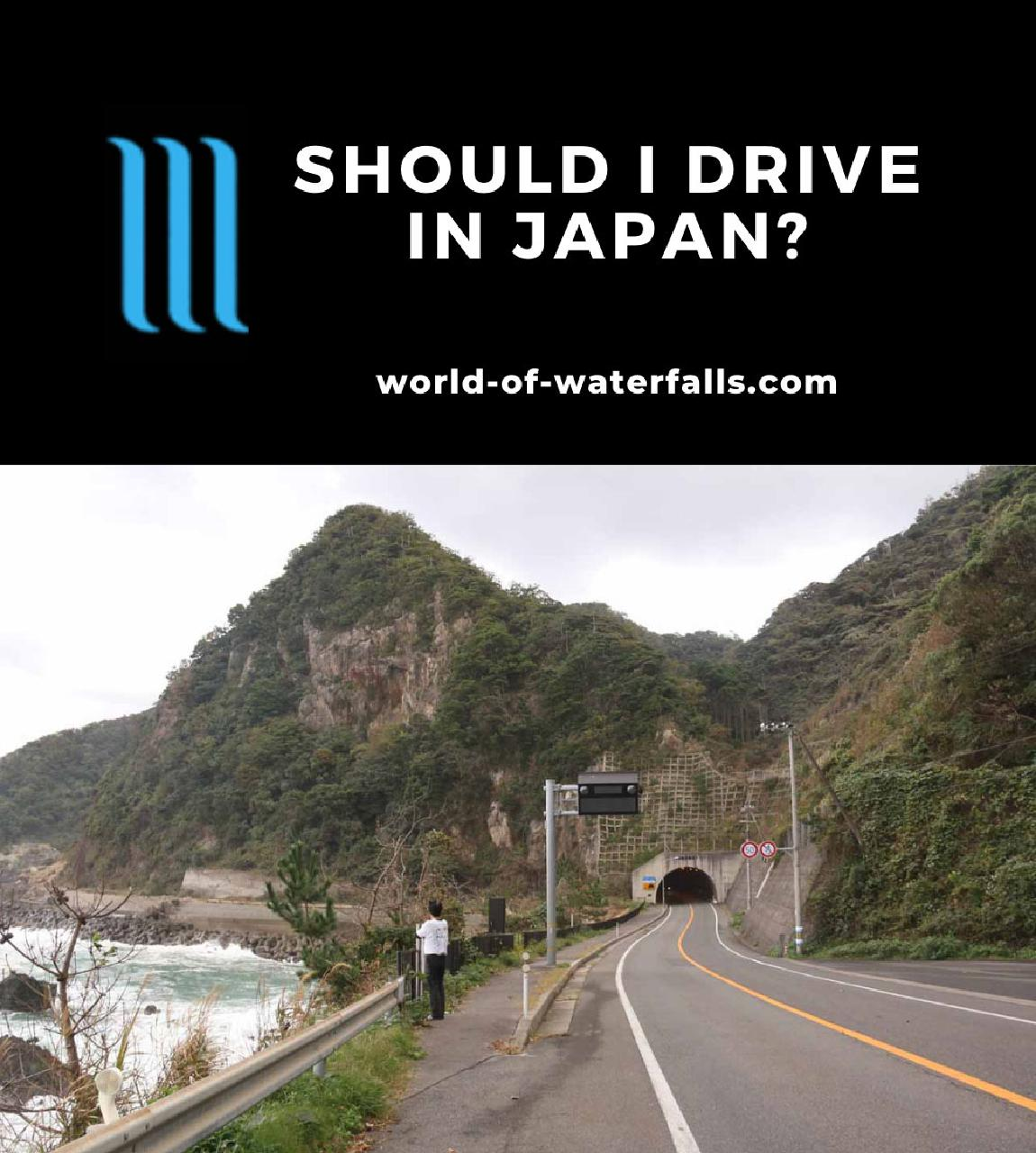 Should I Drive In Japan World Of Waterfalls