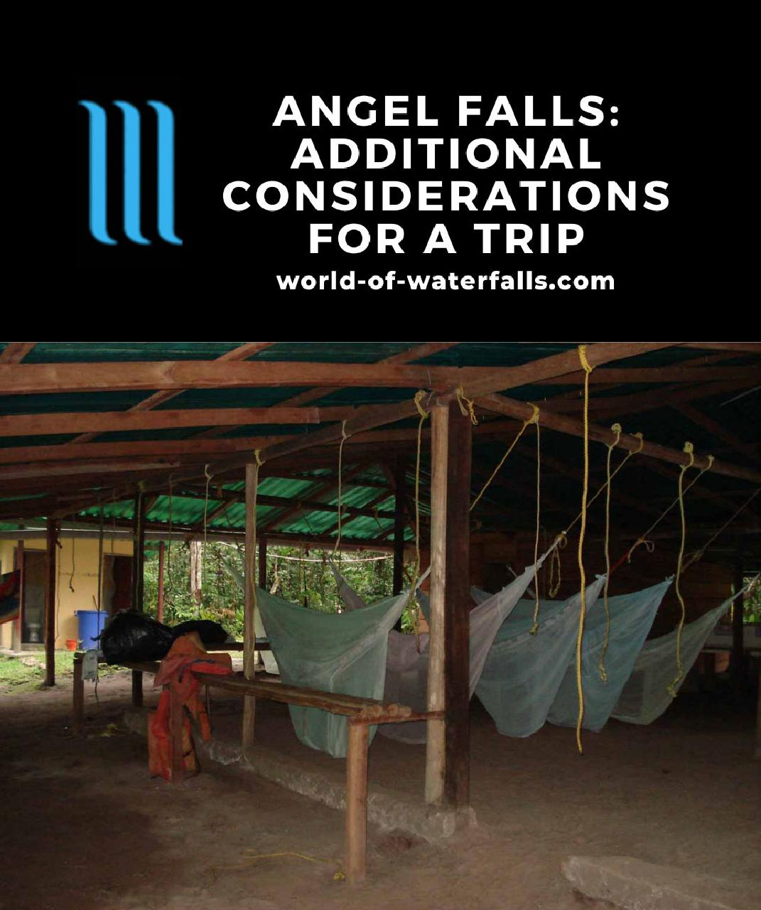 Angel Falls: Additional Considerations for a Trip
