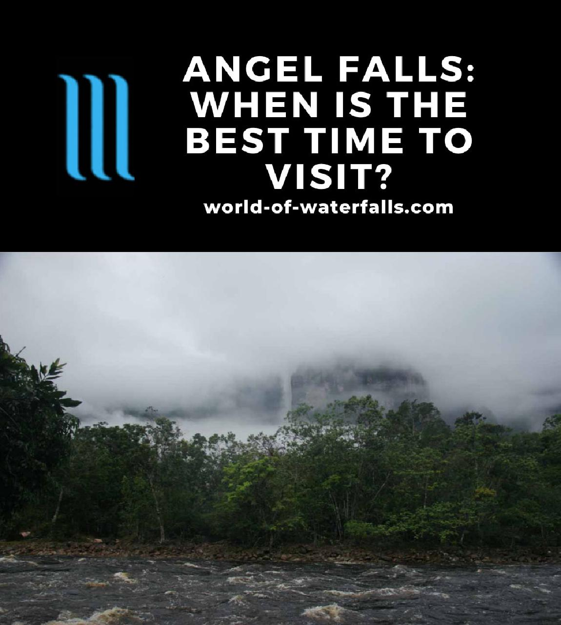 Angel Falls: When Is The Best Time To Visit?