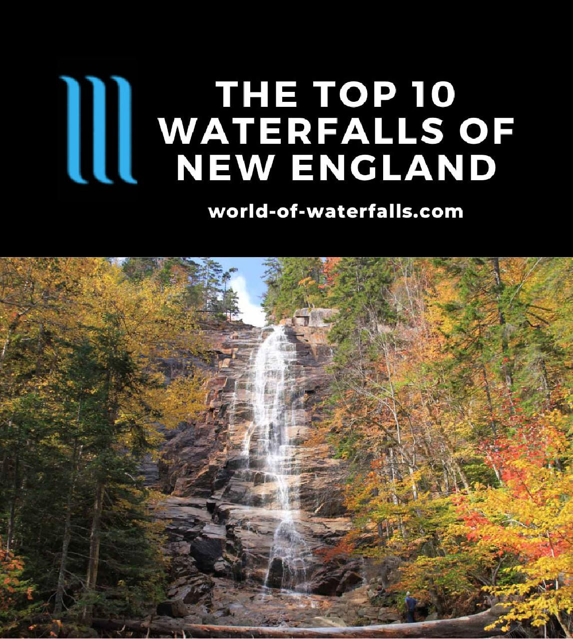 The Top 10 Waterfalls of New England