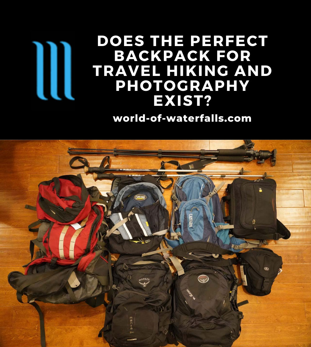 What Is The Best Travel Hiking and Camera Backpack?