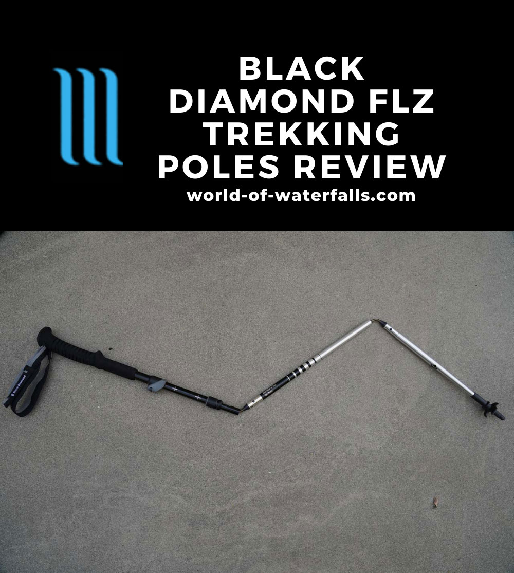 The Black Diamond Distance FLZ Review: A Game-Changing Trekking Pole
