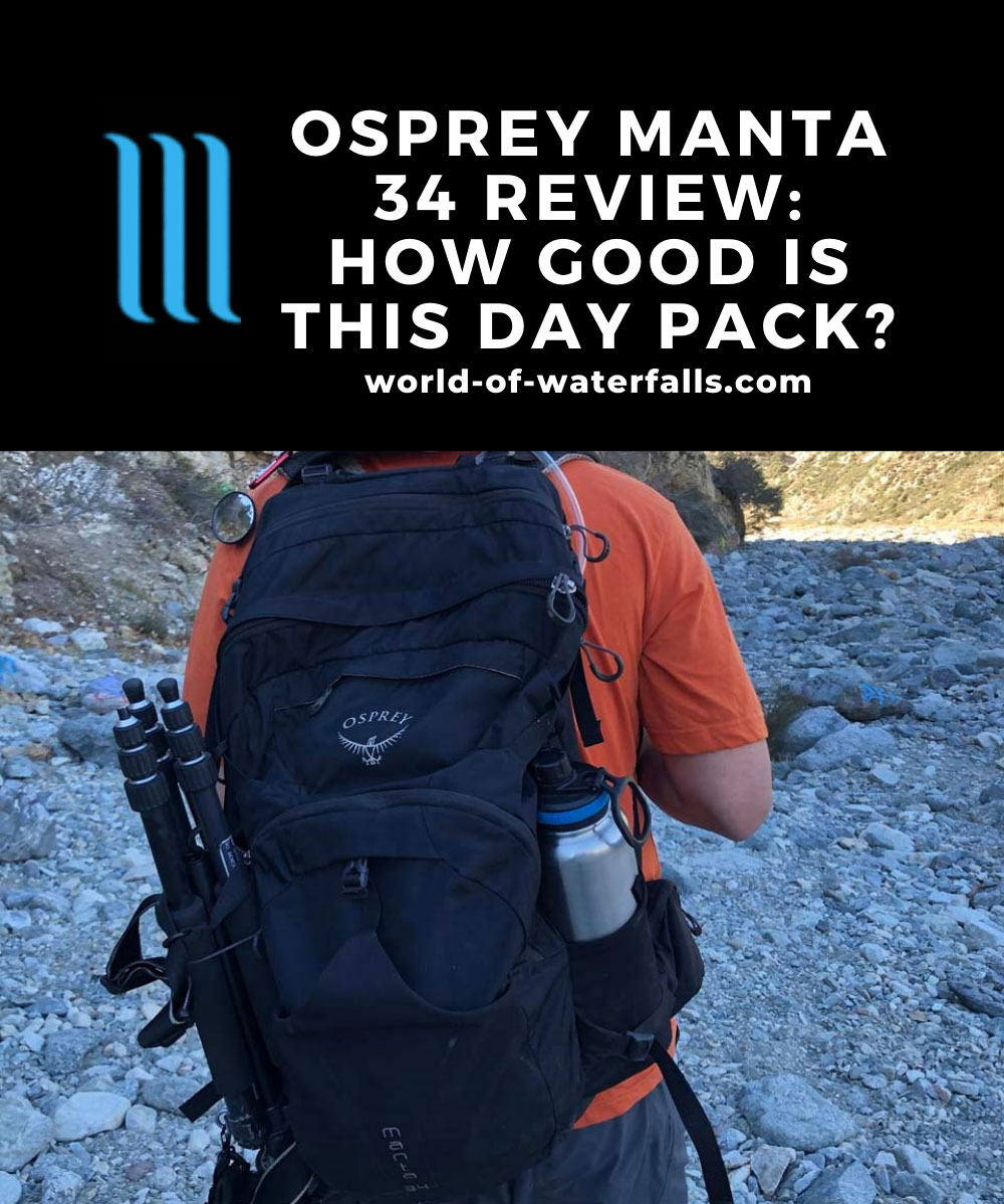 Osprey Manta 34 Review: The Perfect Outdoor Day Pack?