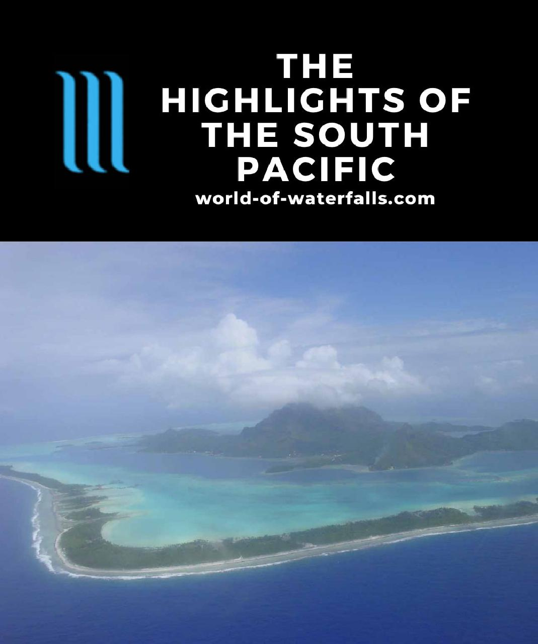 South Pacific Highlights