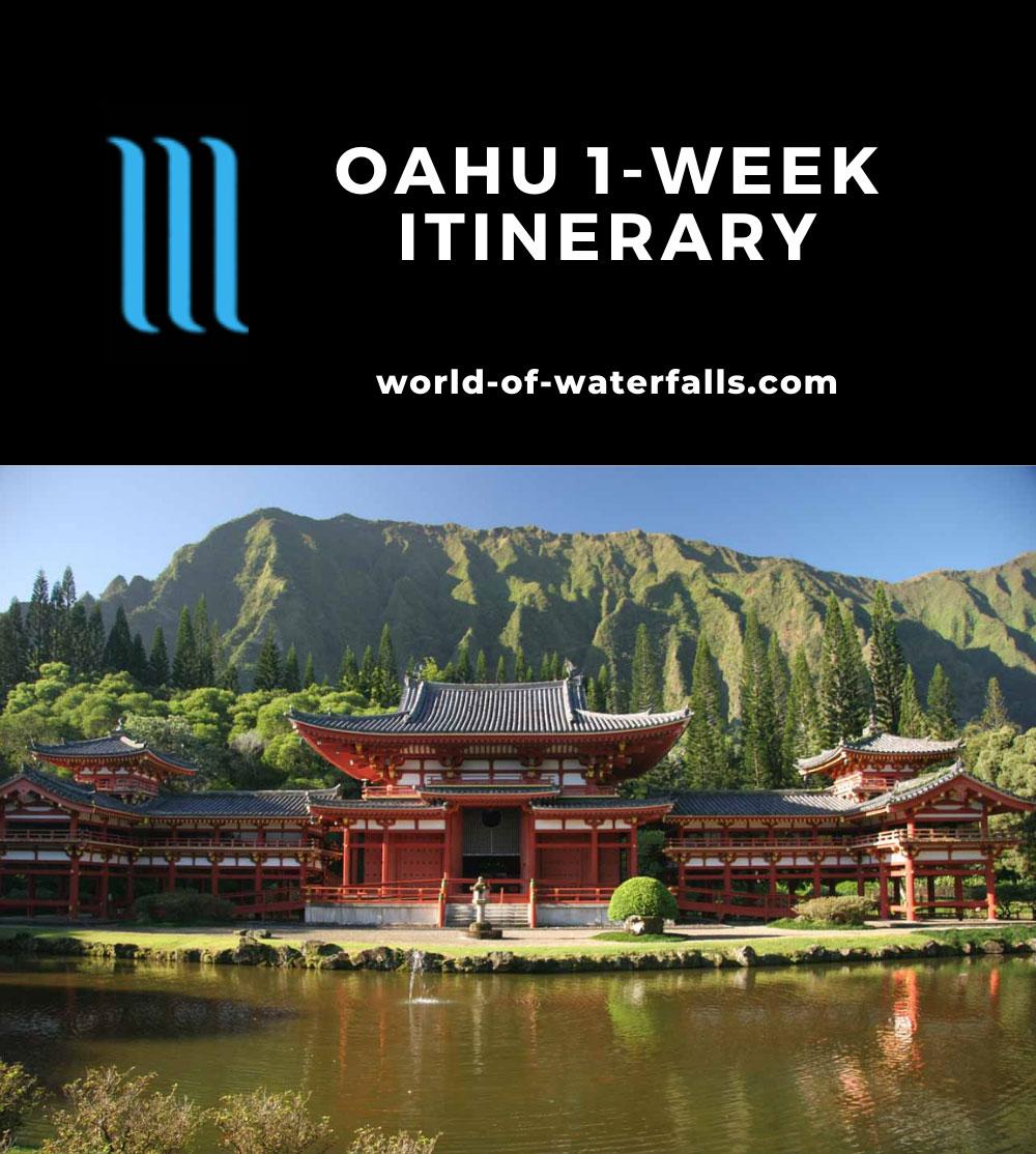 Oahu 1-Week Itinerary