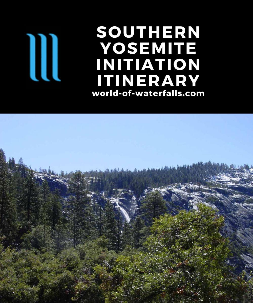 Southern Yosemite Initiation Itinerary