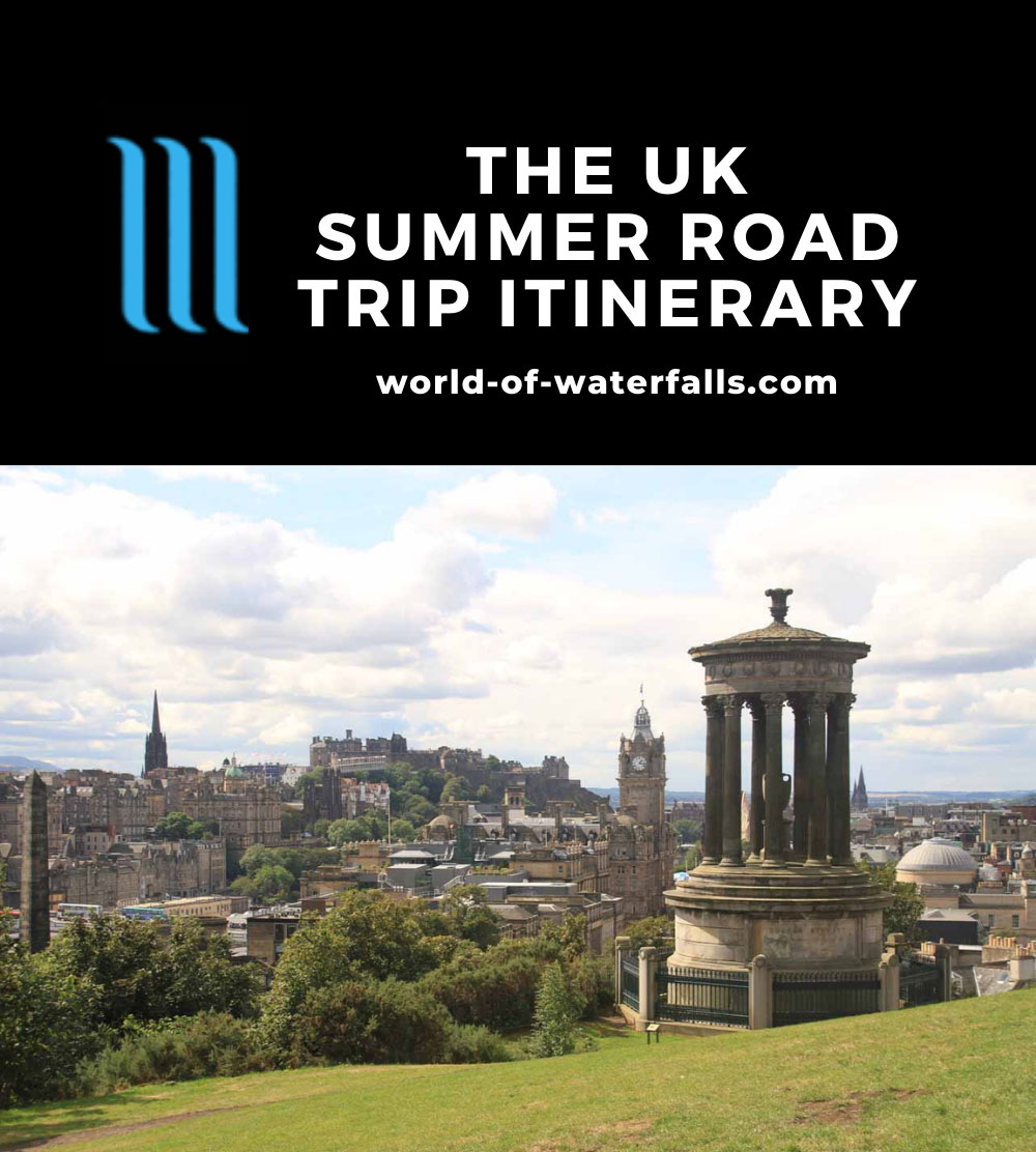 The UK Summer Road Trip Itinerary