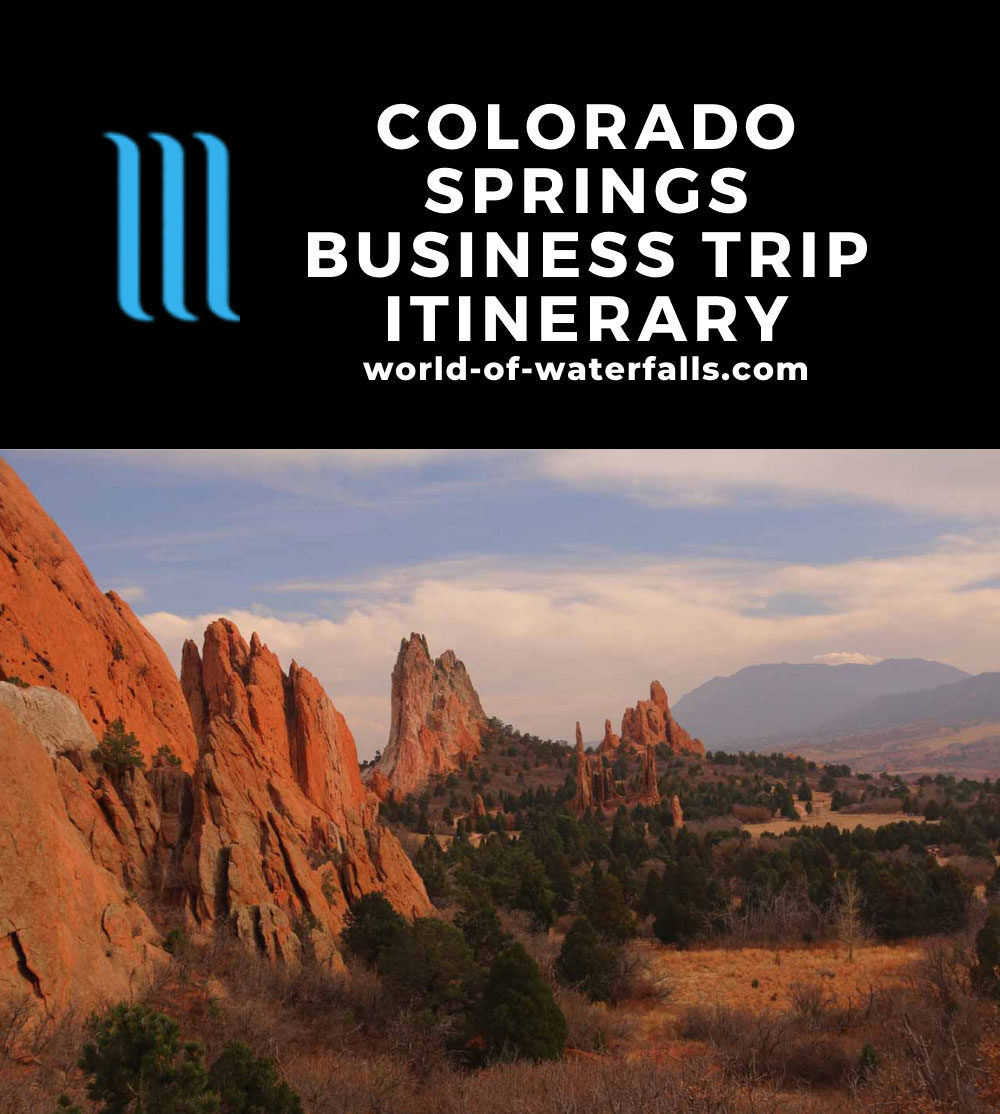 Colorado Springs Business Trip Itinerary