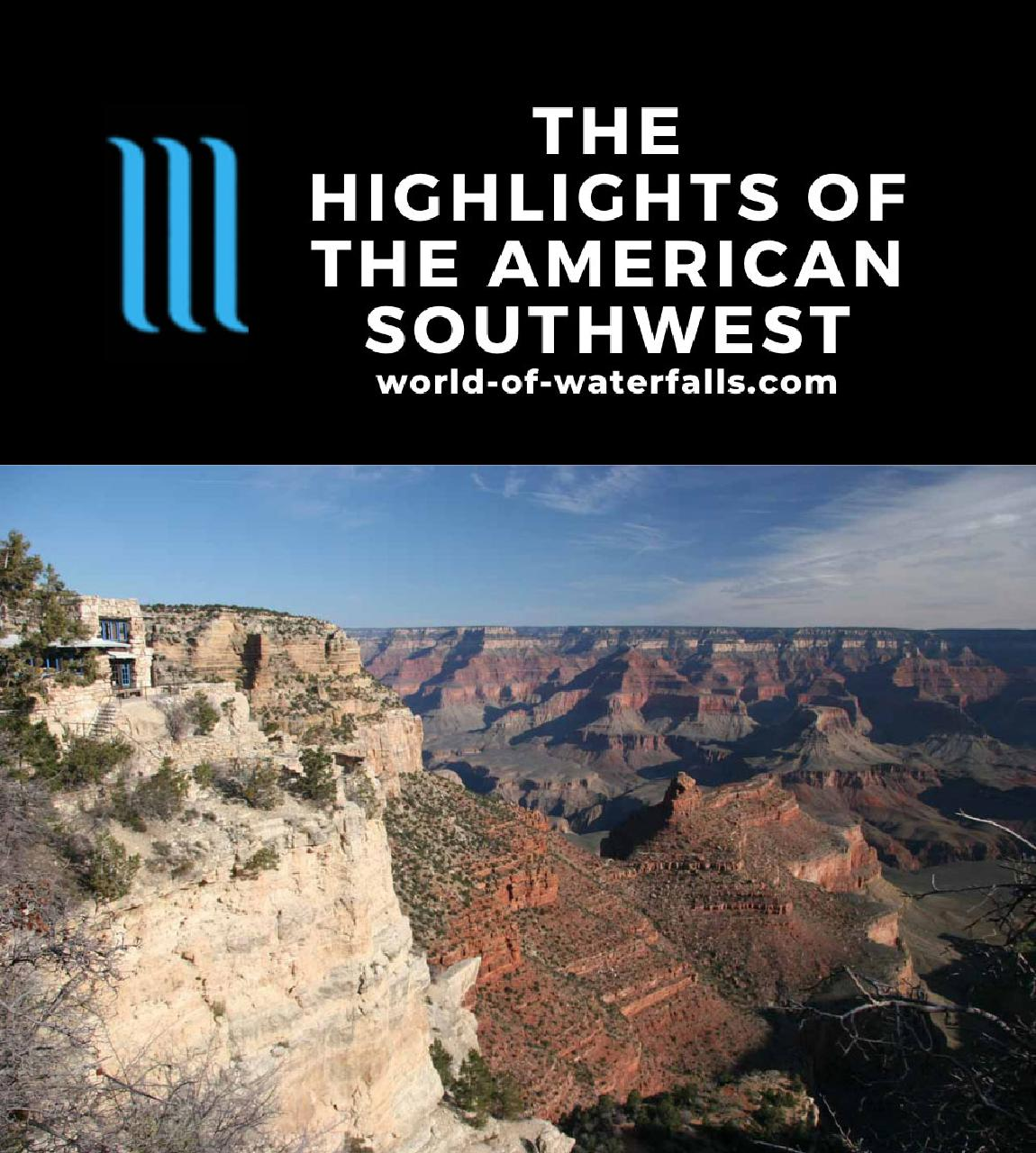 American Southwest Highlights