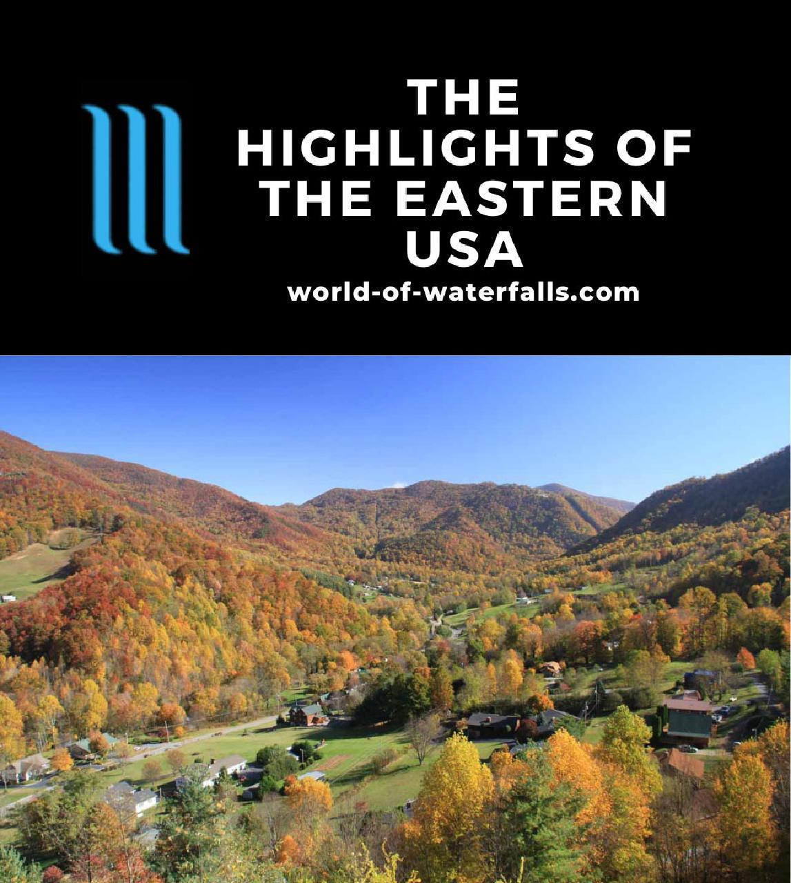 Eastern USA Highlights
