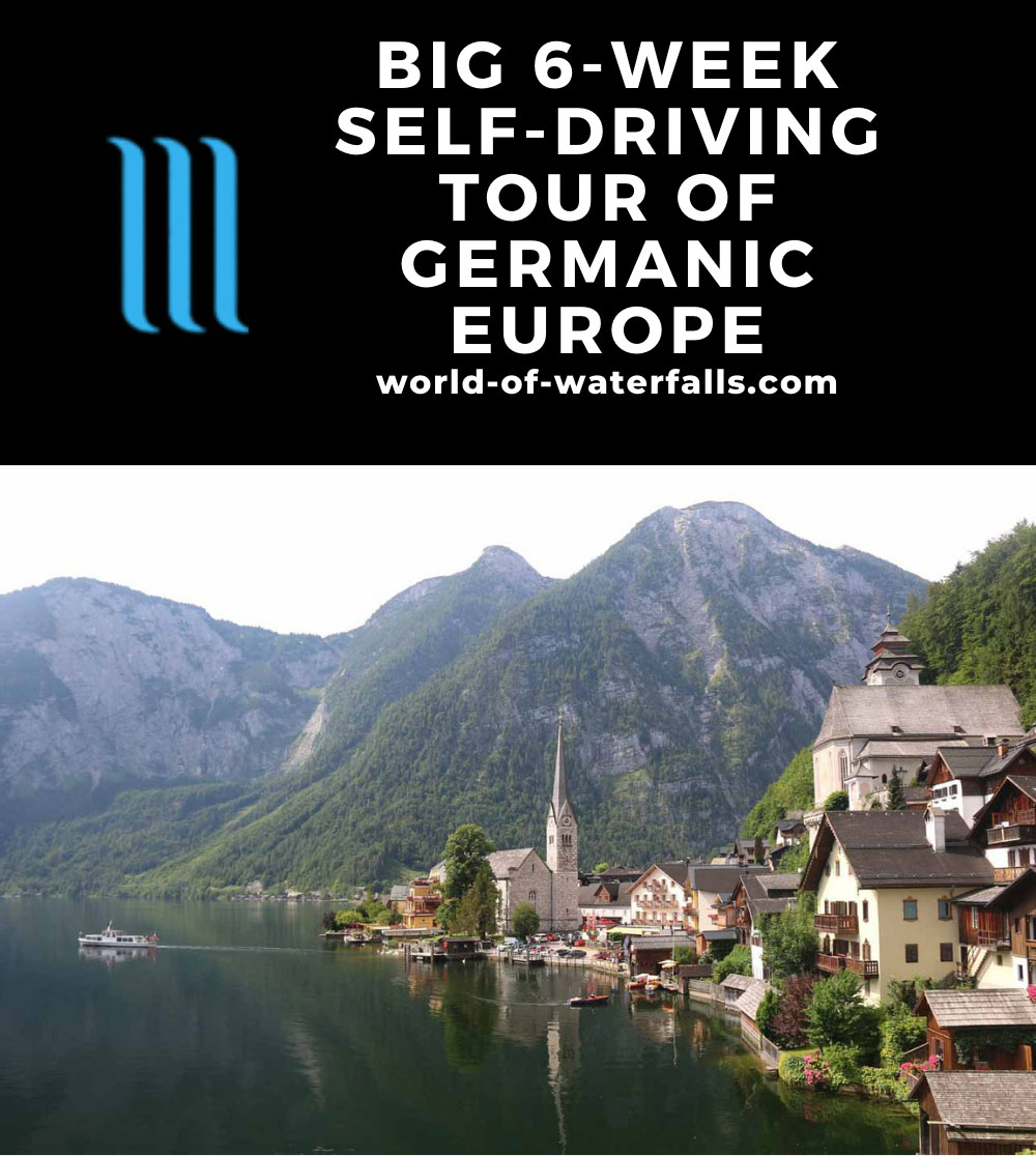 Big 6-Week Self-Driving Tour of Germanic Europe Itinerary