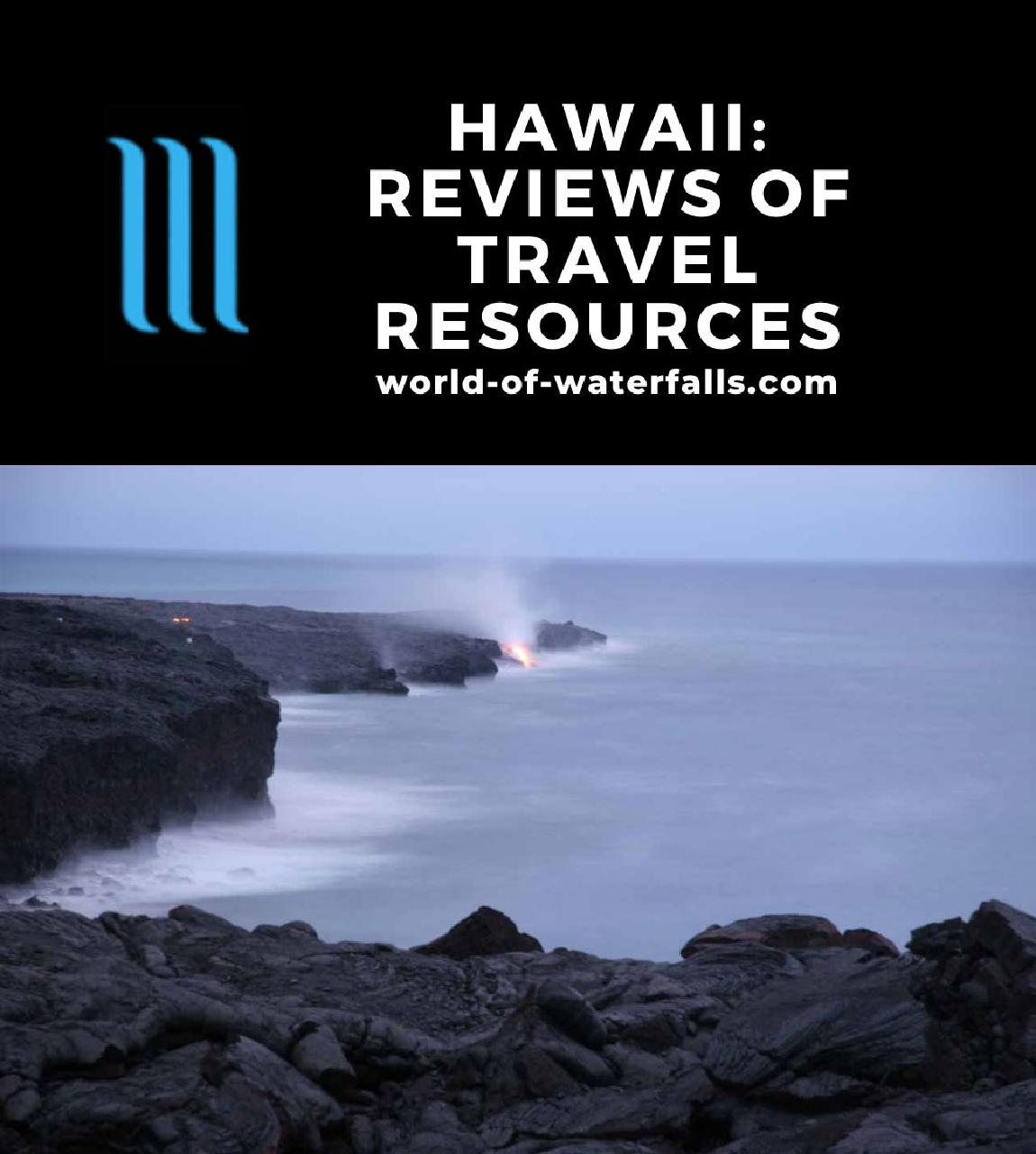 Hawaii: Reviews of Travel Resources
