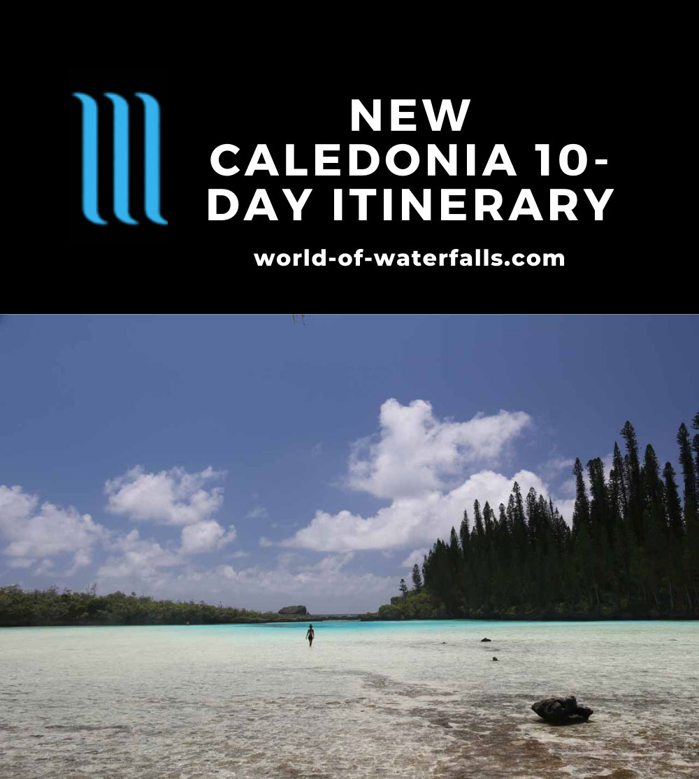 New Caledonia 10-Day Itinerary