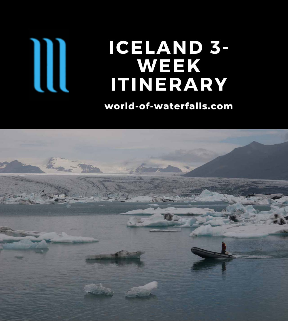 Iceland 3-Week Itinerary