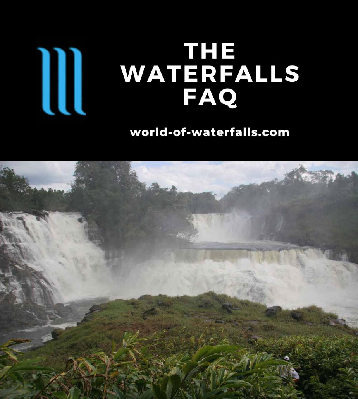 The Waterfalls FAQ