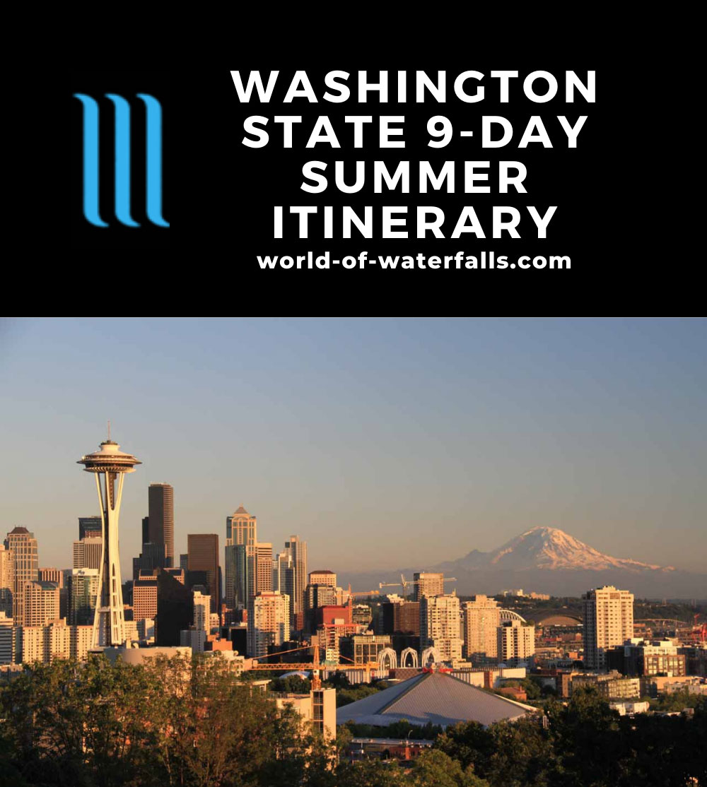 Washington State 9-Day Summer Itinerary