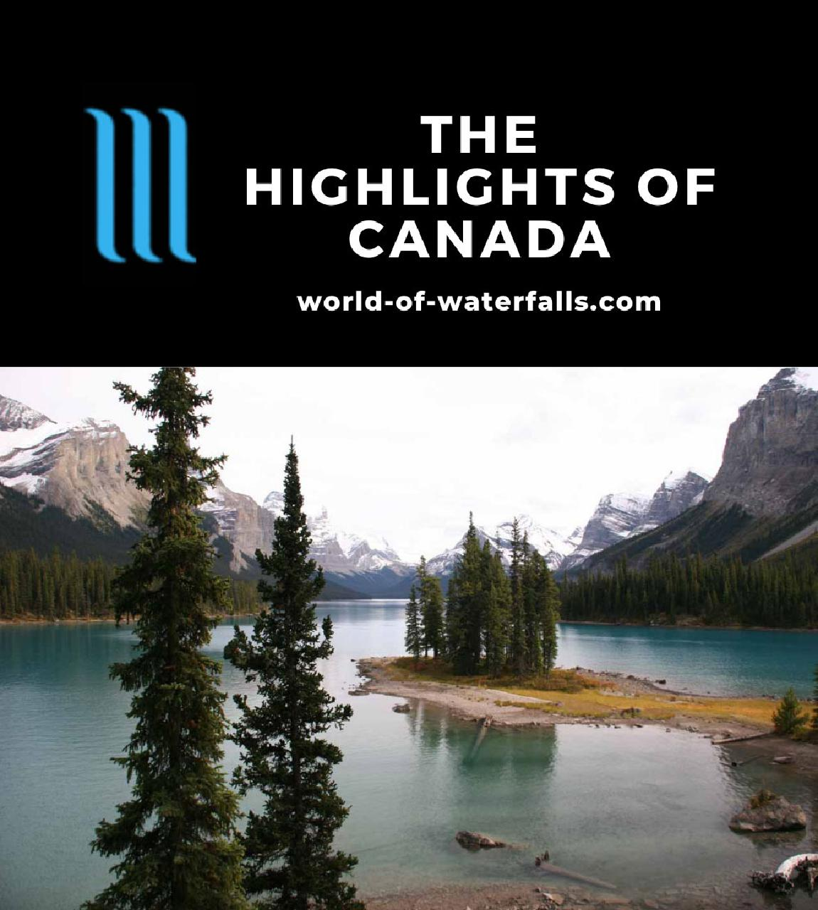 Canada Highlights