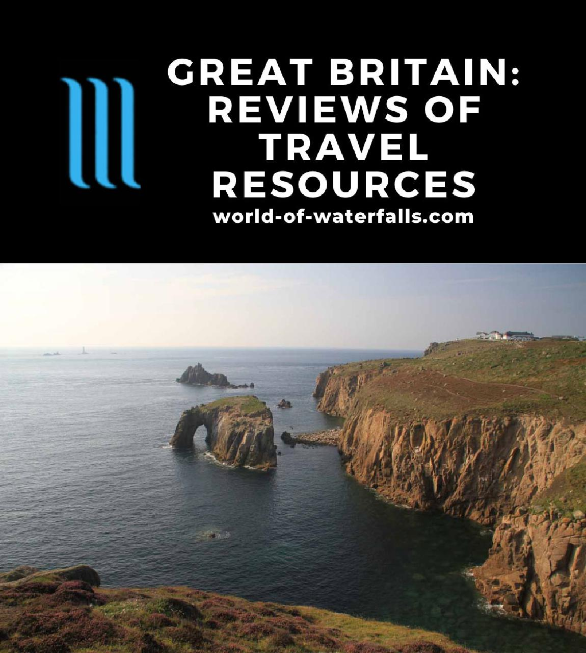 Great Britain: Reviews of Travel Resources