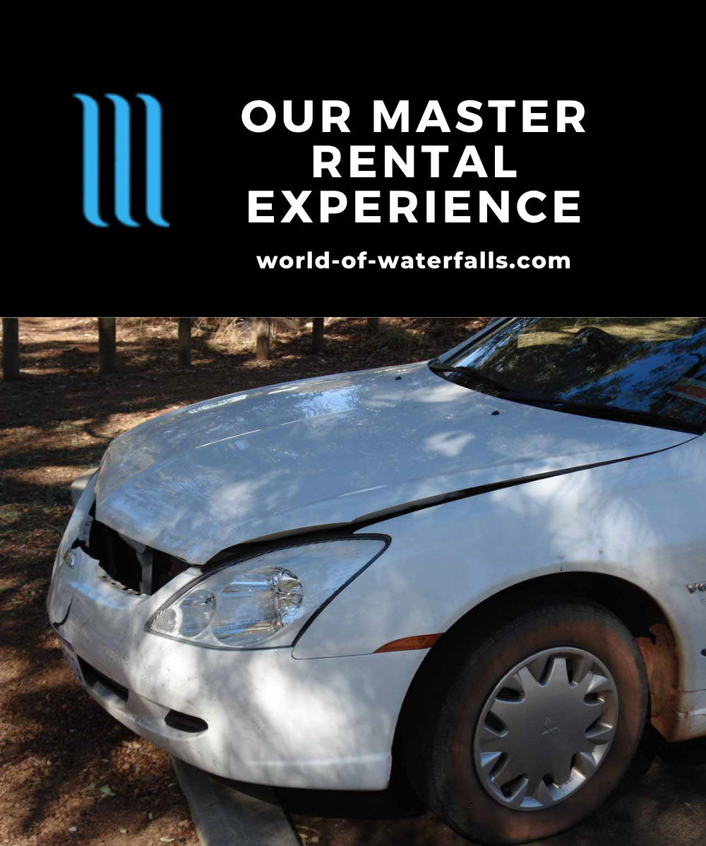 Our Master Rental Experience
