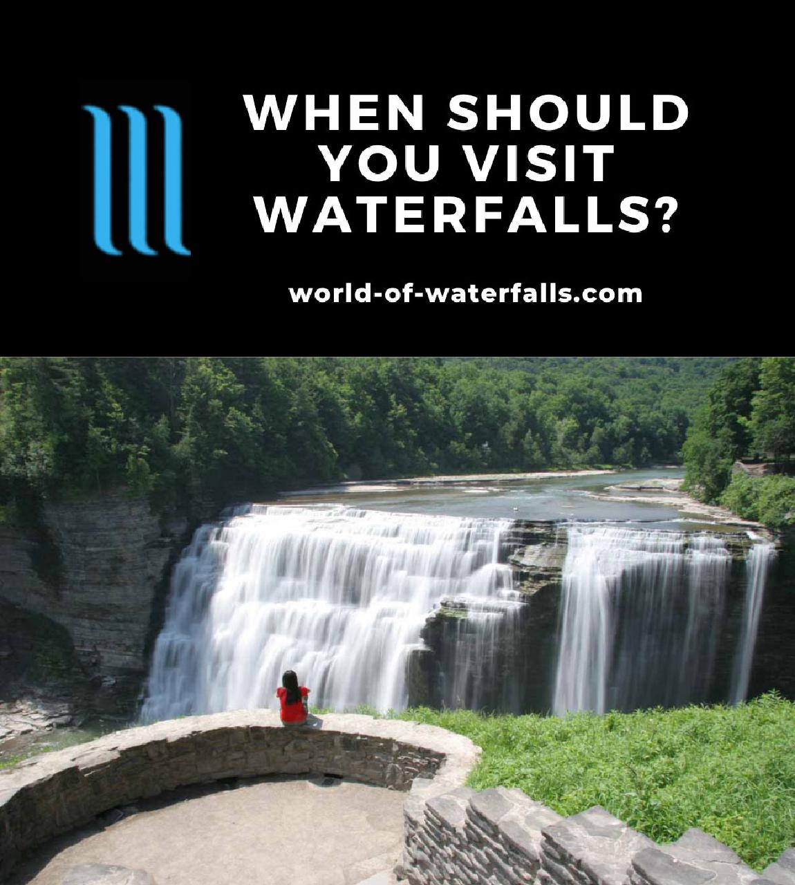 When Should You Visit Waterfalls?