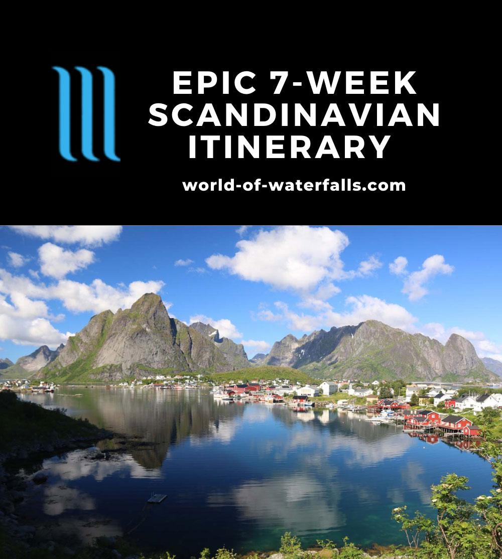 Epic 7-Week Scandinavian Itinerary