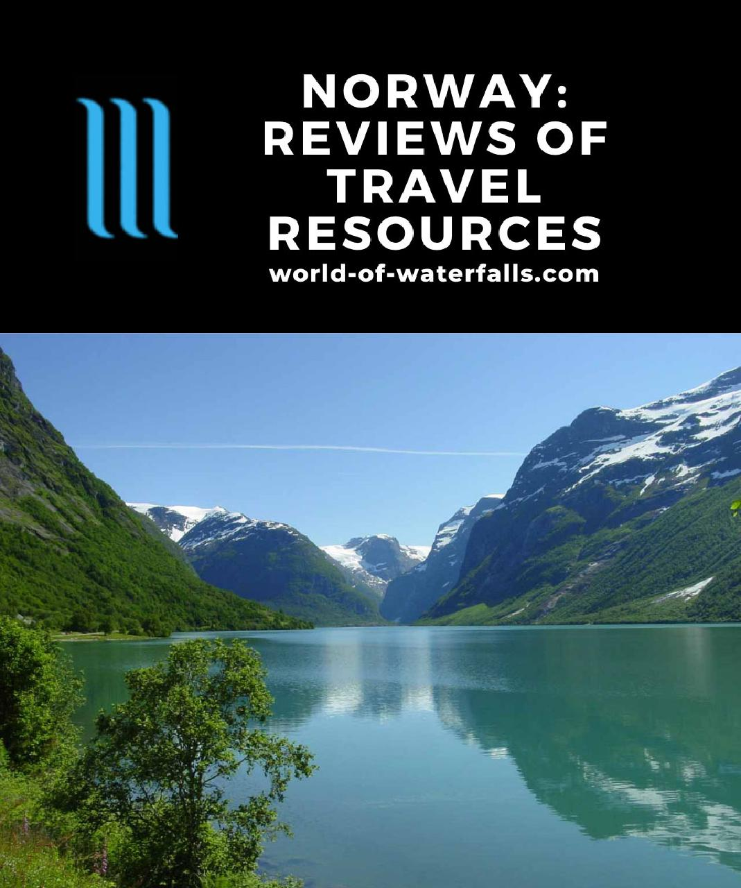 Norway: Reviews of Travel Resources