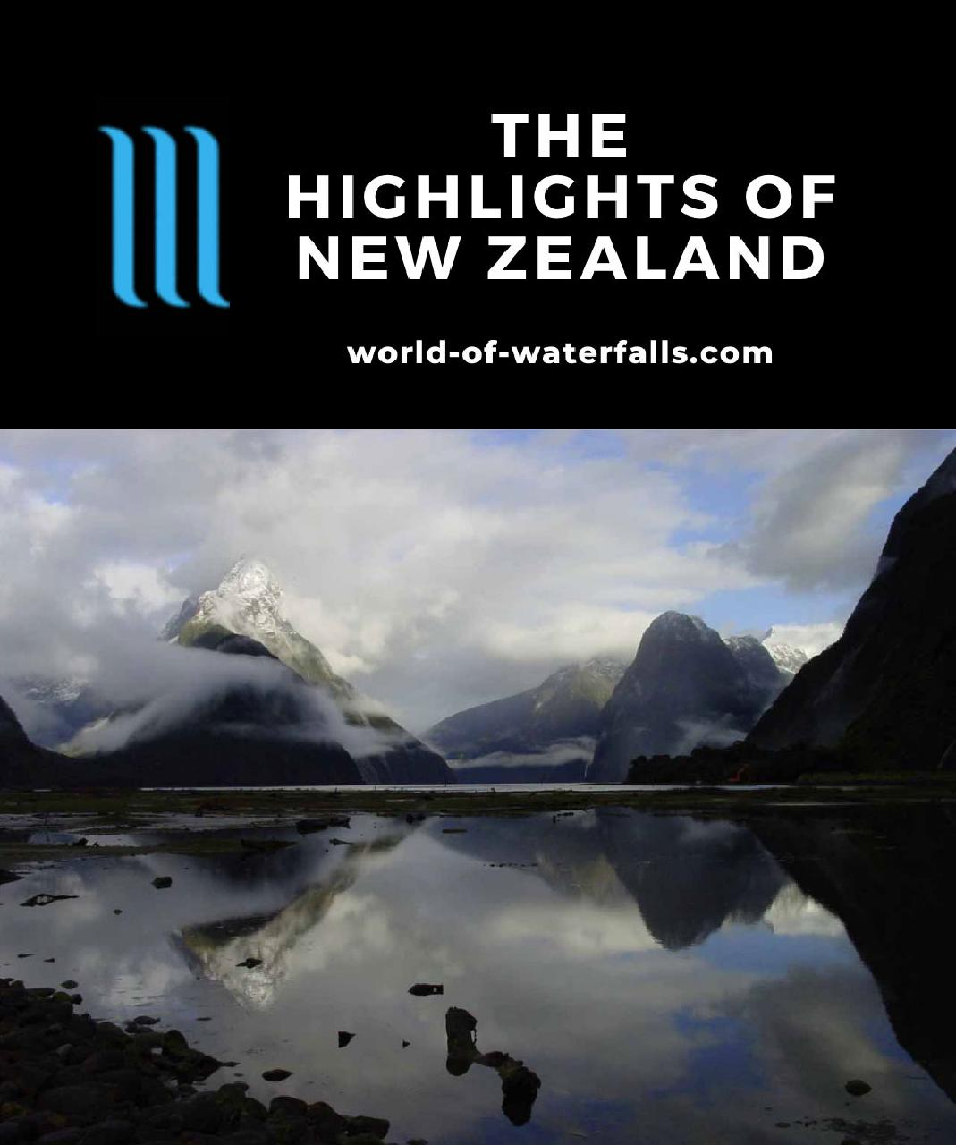 New Zealand Highlights