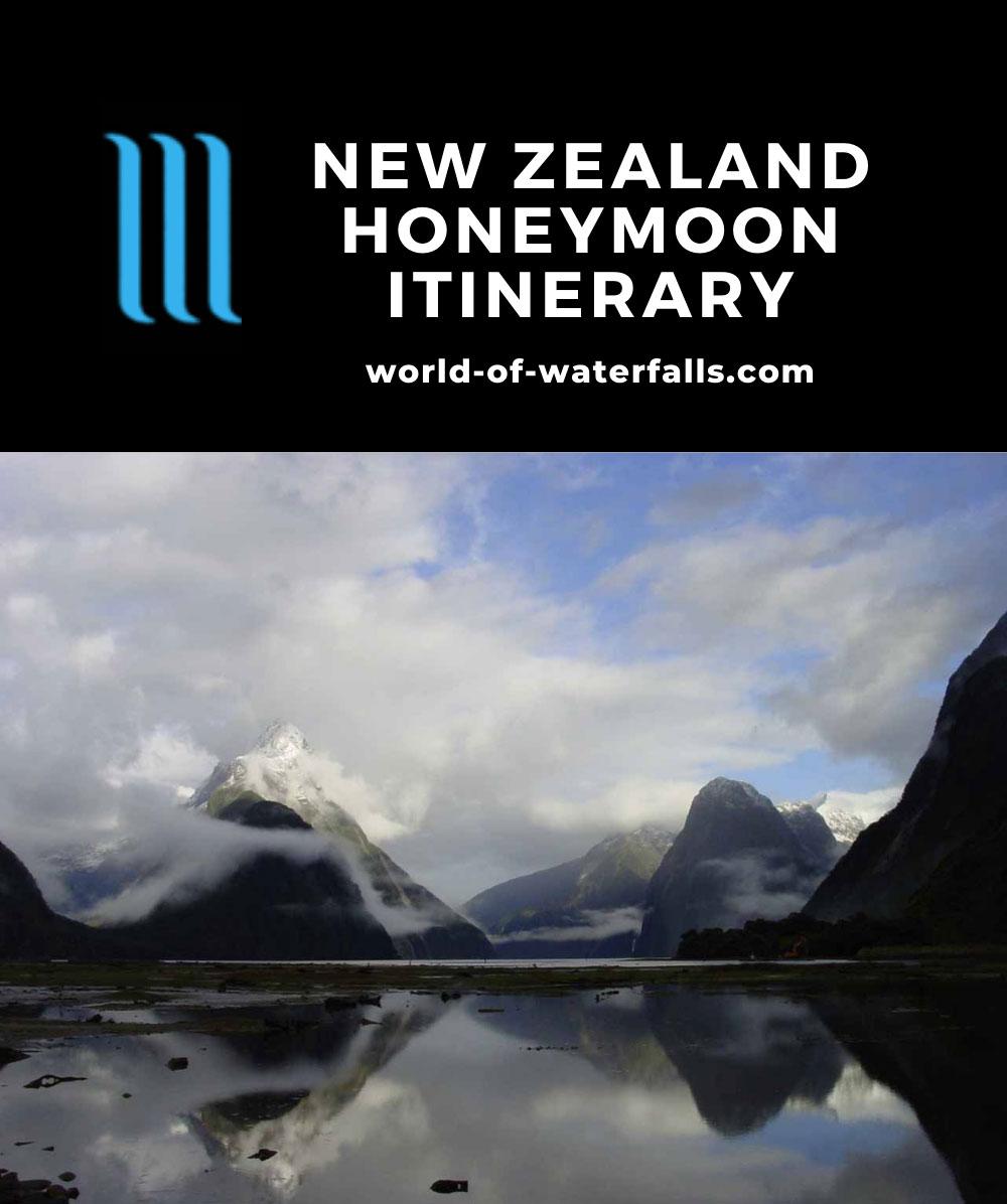 New Zealand Honeymoon Itinerary