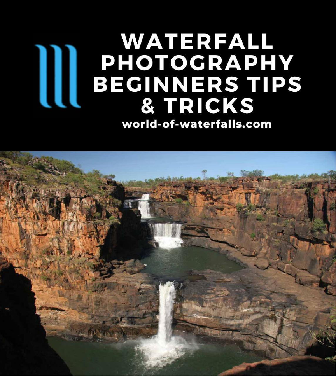 Waterfall Photography Beginner Tips and Tricks