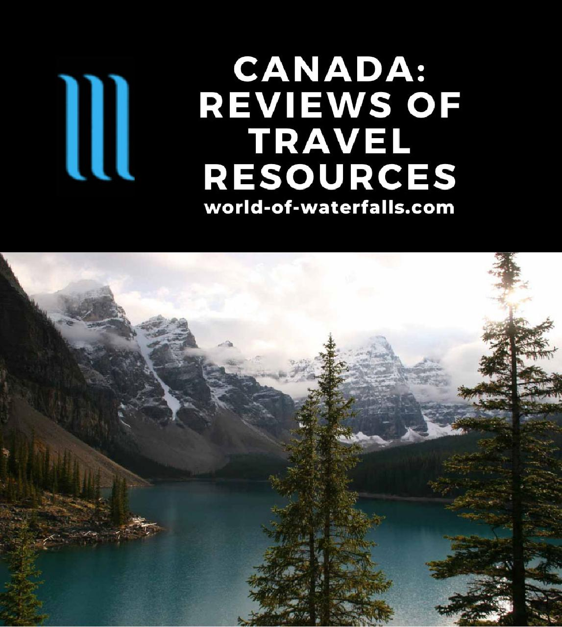 Canada: Reviews of Travel Resources