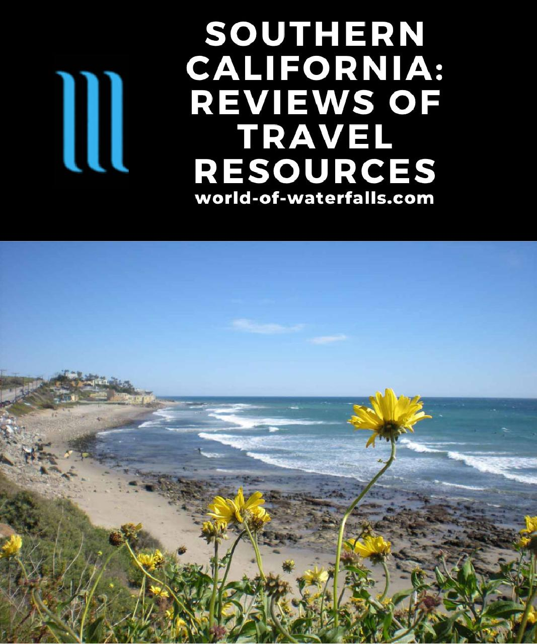 Southern California: Reviews of Travel Resources