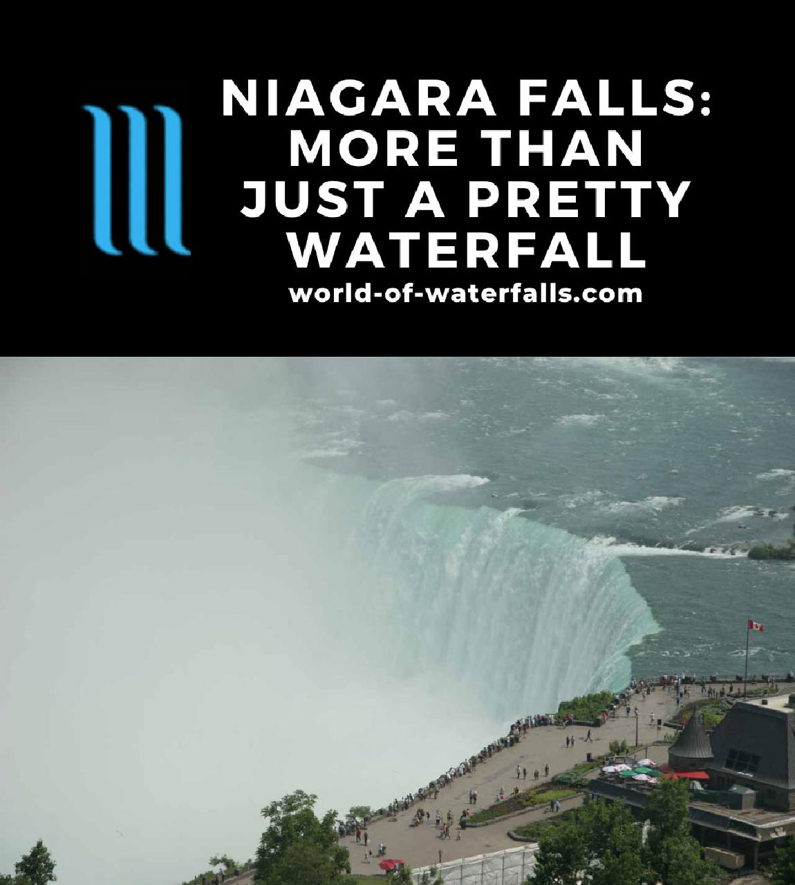Niagara Falls: More Than Just A Pretty Waterfall