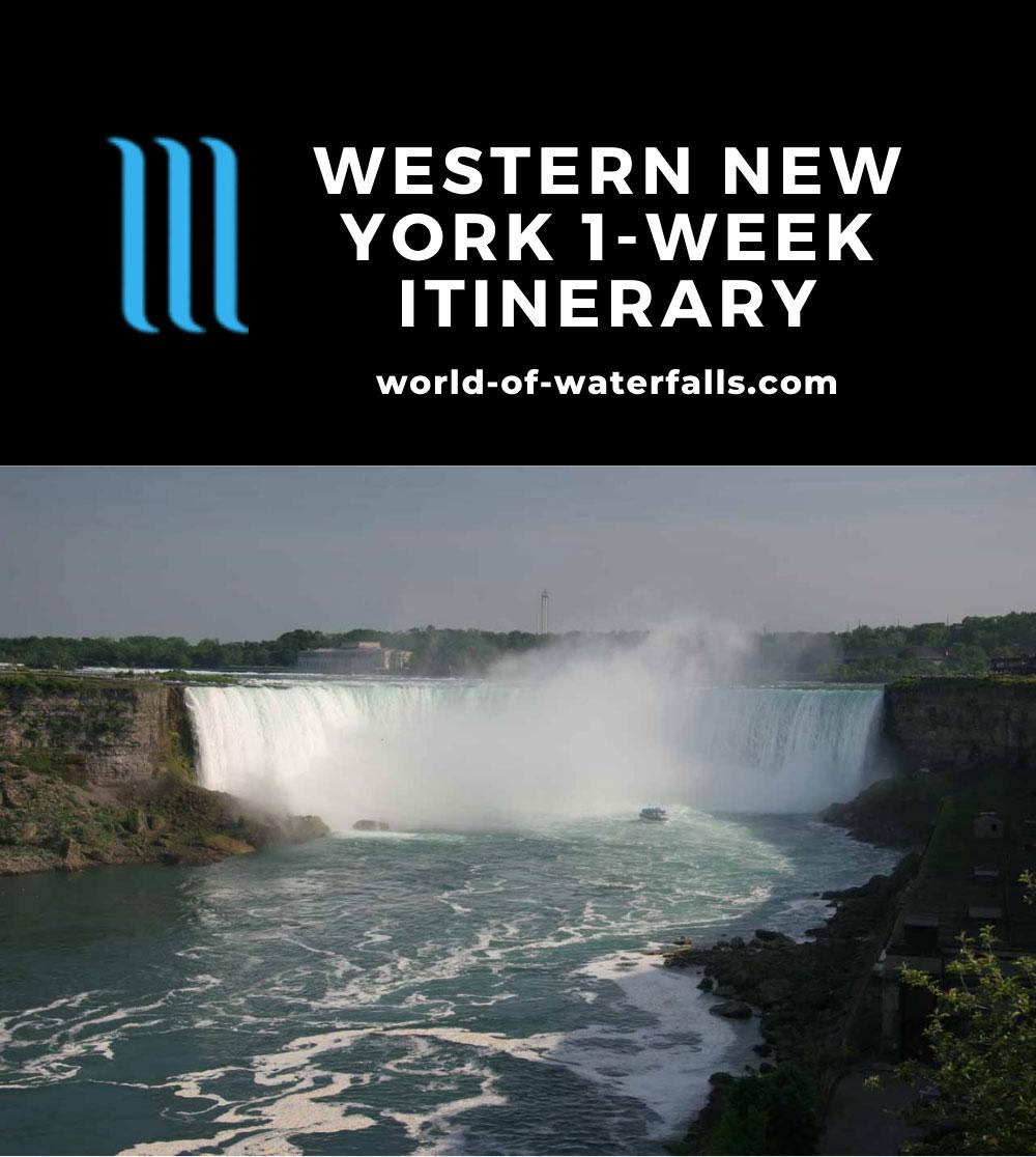 Western New York 1-Week Itinerary