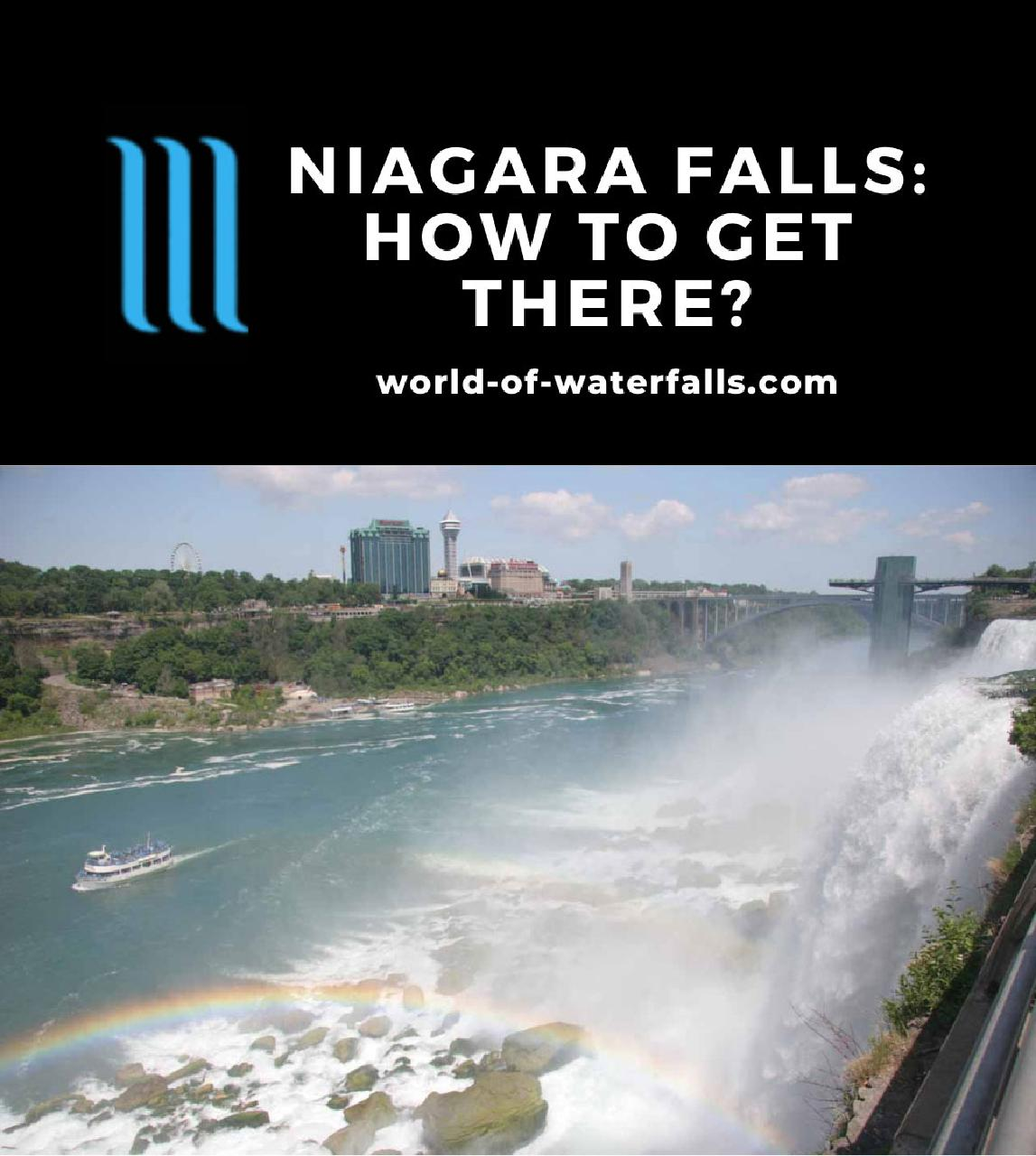 Niagara Falls: How to Get There?