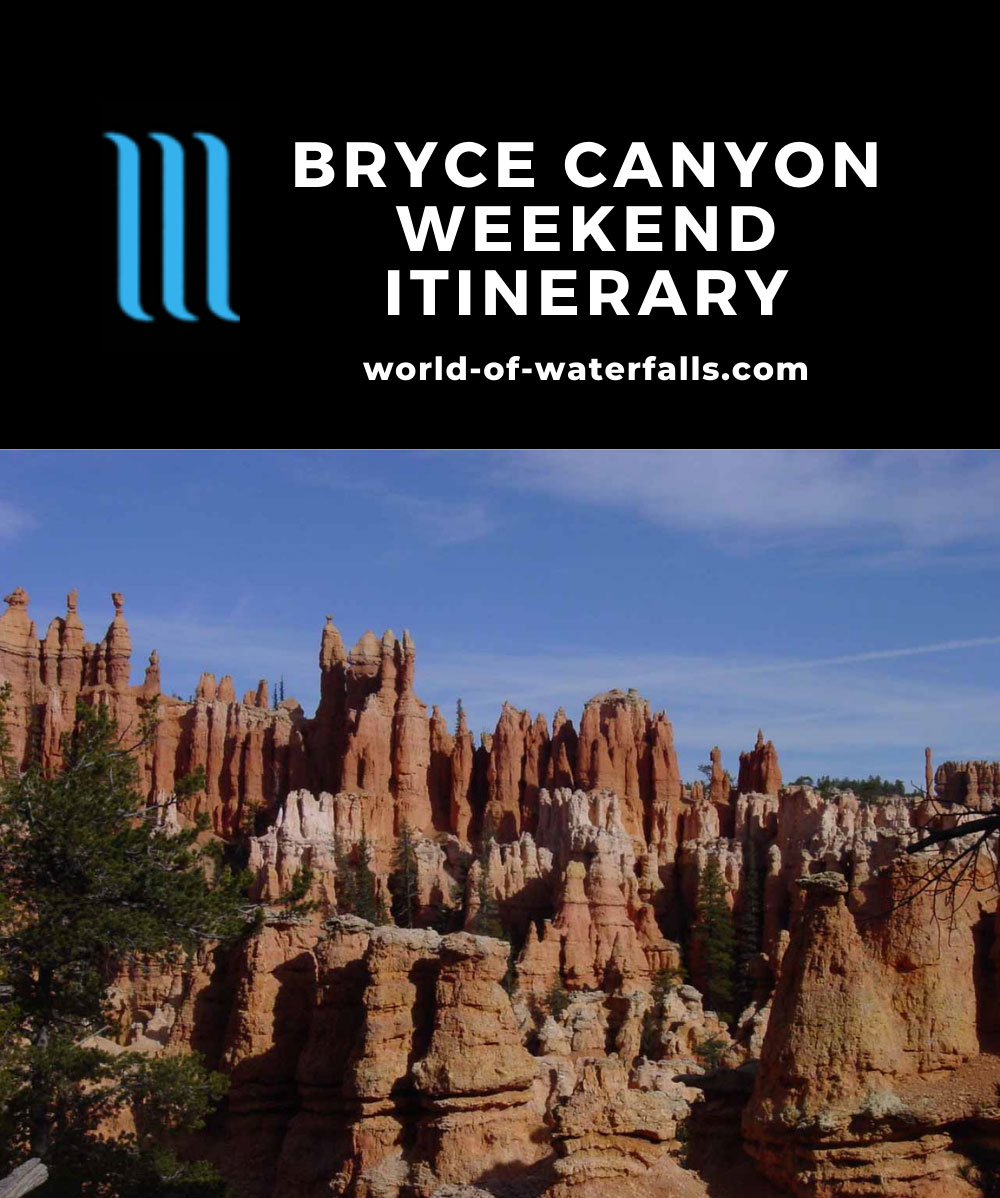 Bryce Canyon Weekend Itinerary