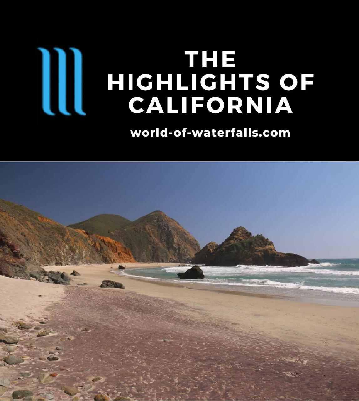 California Highlights
