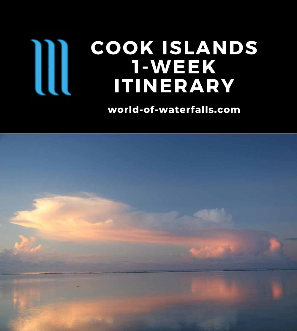 Cook Islands 1-Week Itinerary