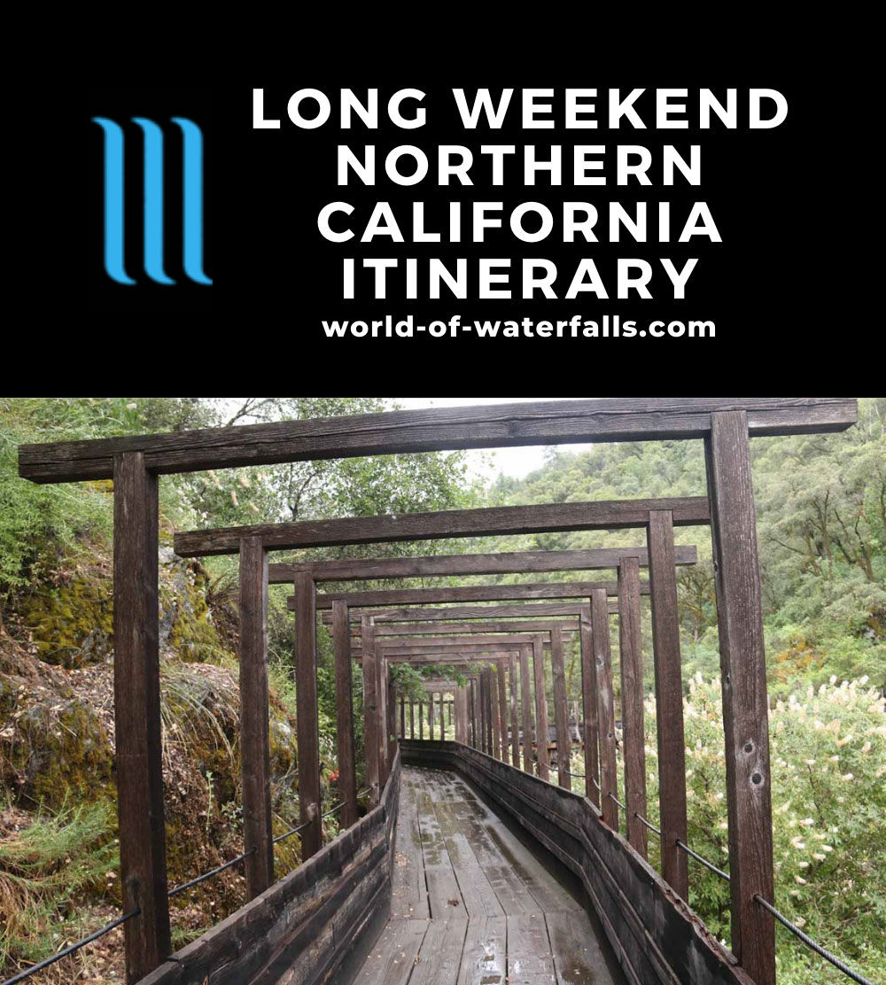 Long Weekend Northern California Itinerary