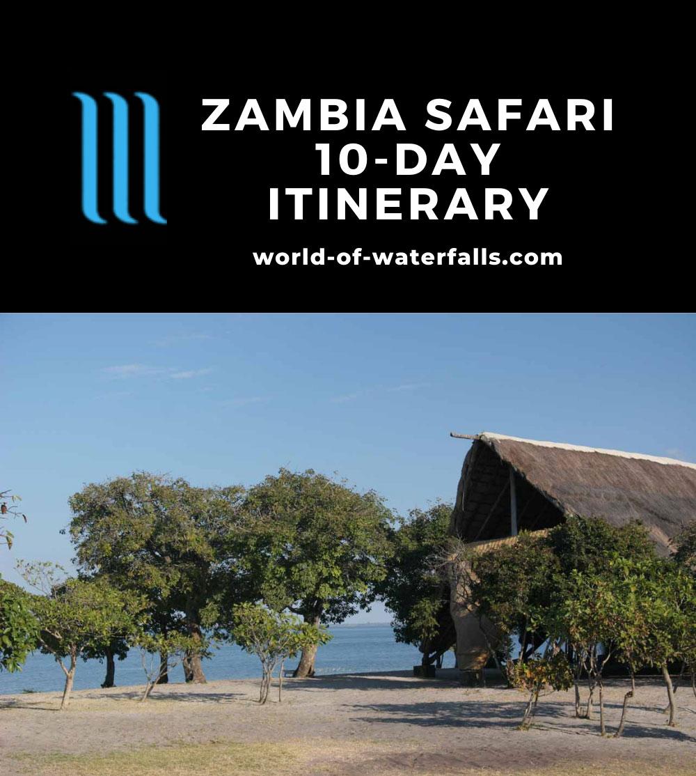Zambia Safari 10-Day Itinerary