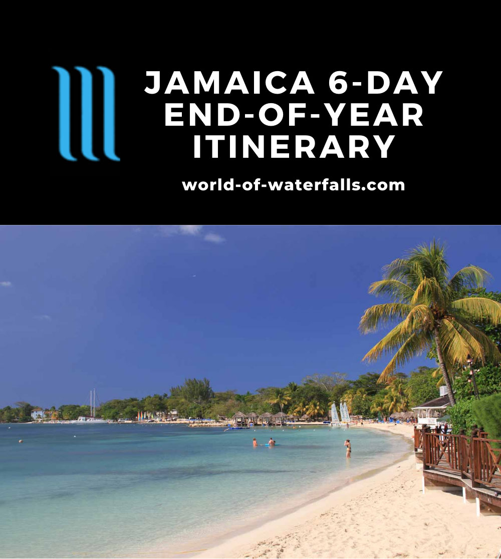 Jamaica 6-Day End-of-Year Itinerary