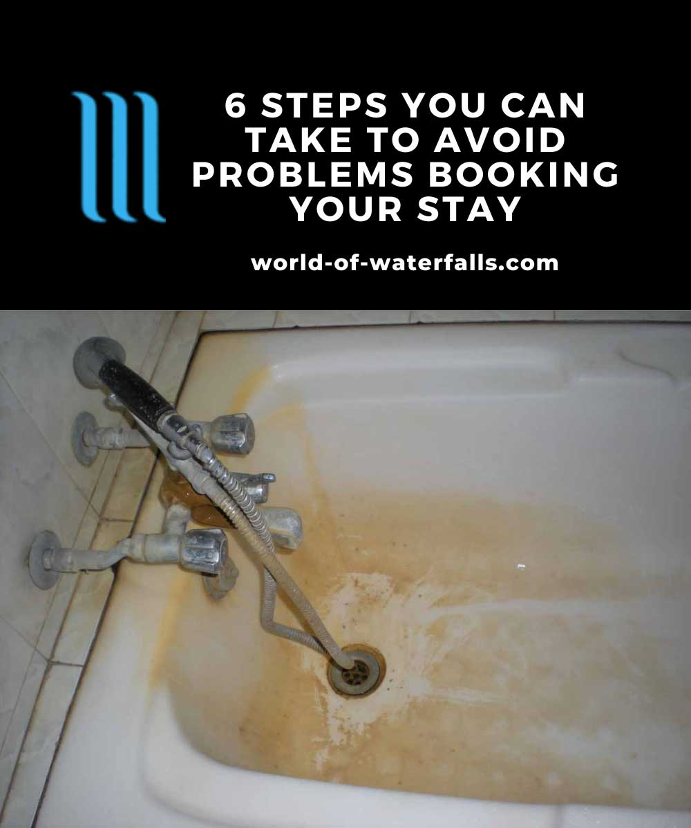 6 Steps You Can Take To Avoid Problems Booking Your Stay