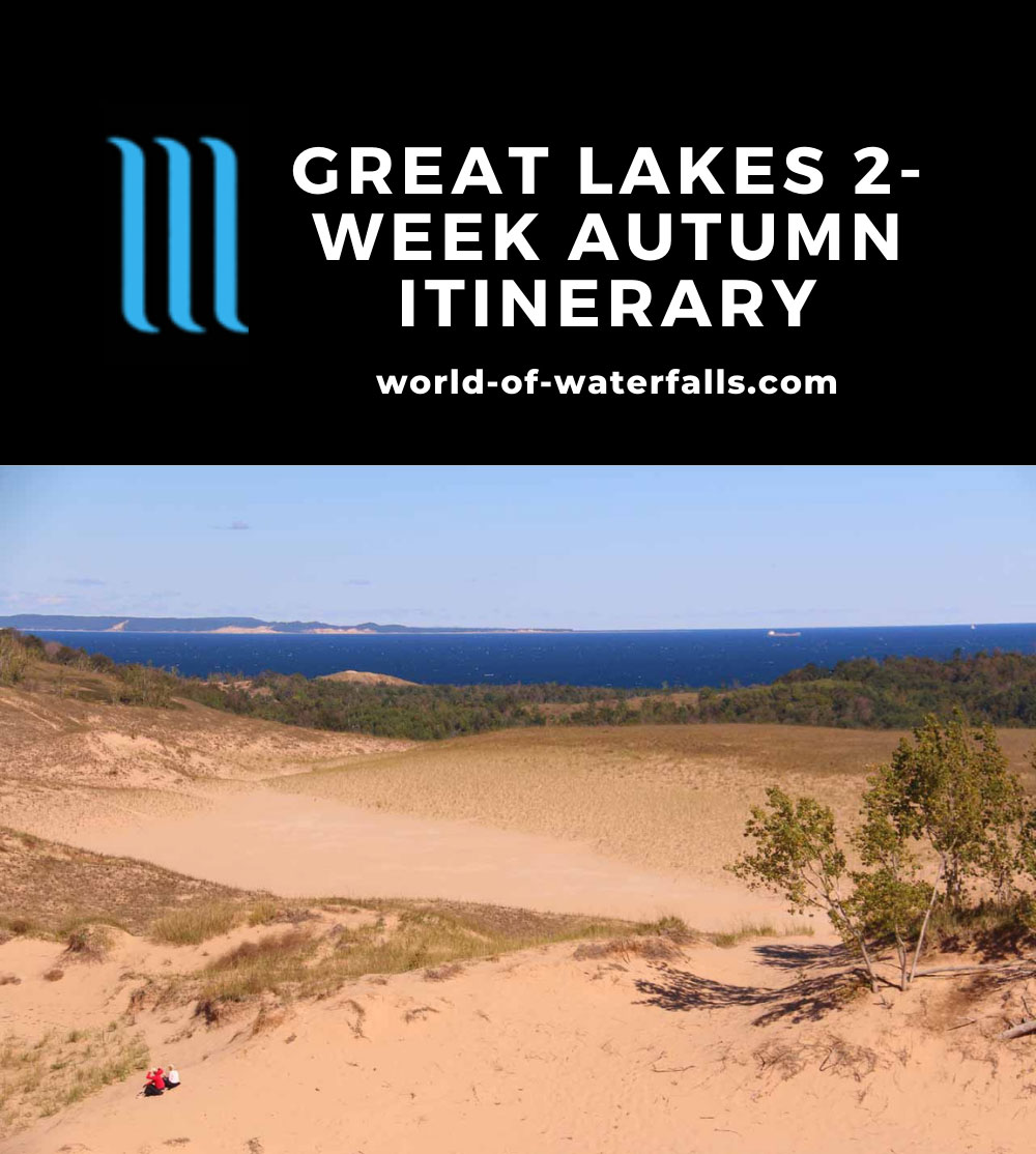 Great Lakes 2-Week Autumn Itinerary