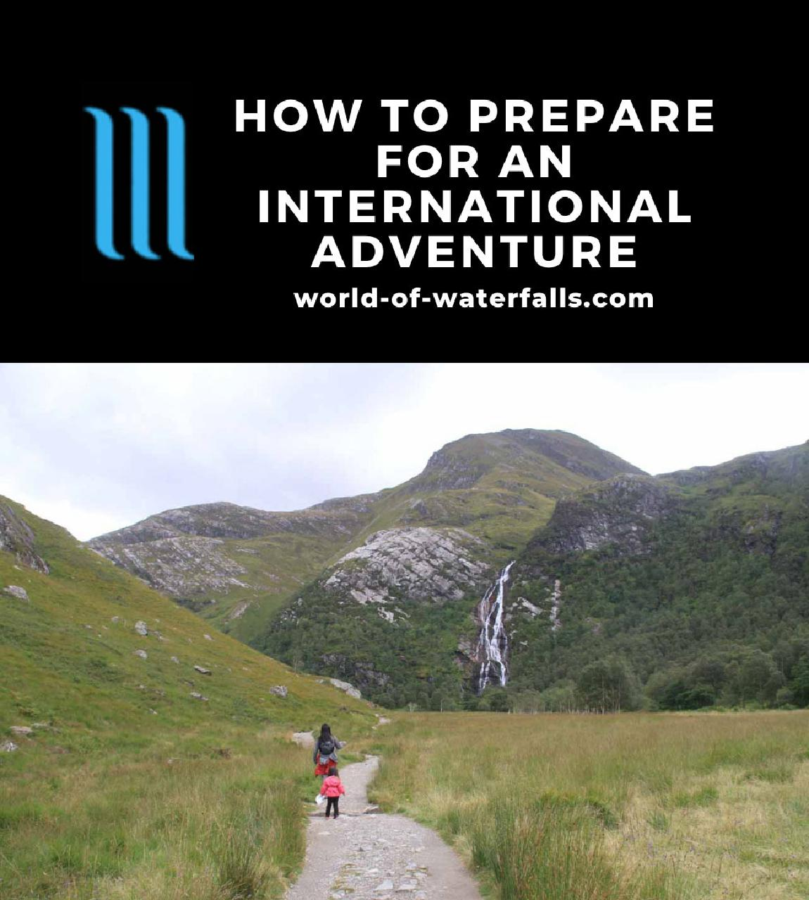 How to Prepare for an International Adventure