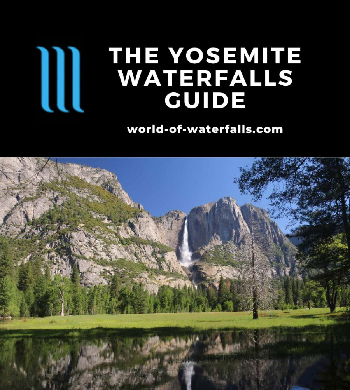 The Complete Yosemite Waterfalls Guide