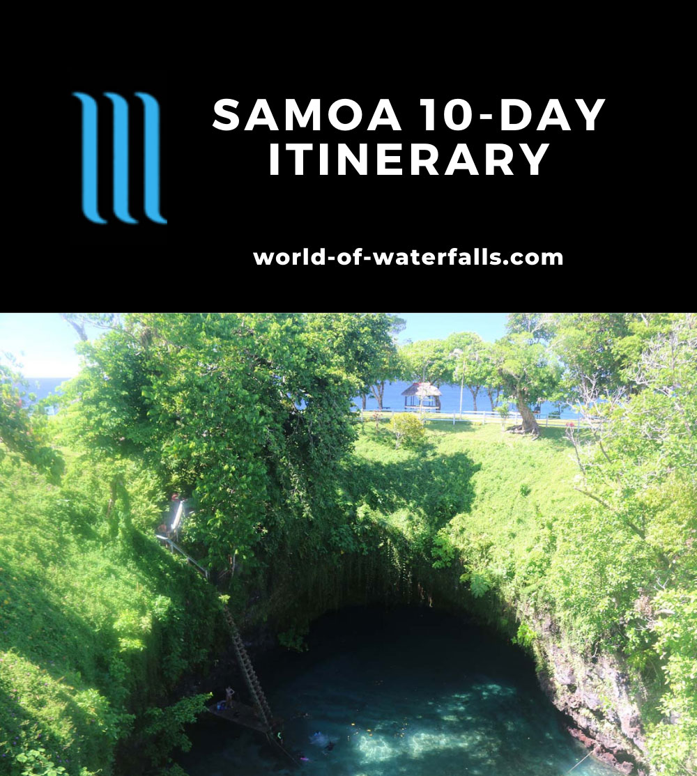 Samoa 10-Day Itinerary