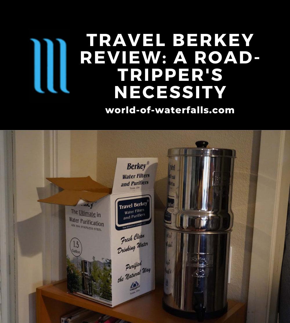 The Travel Berkey