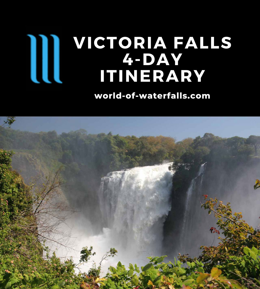 Victoria Falls 4-Day Itinerary